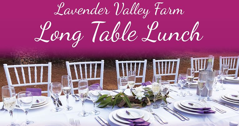 Lavender Valley Long Table Lunch