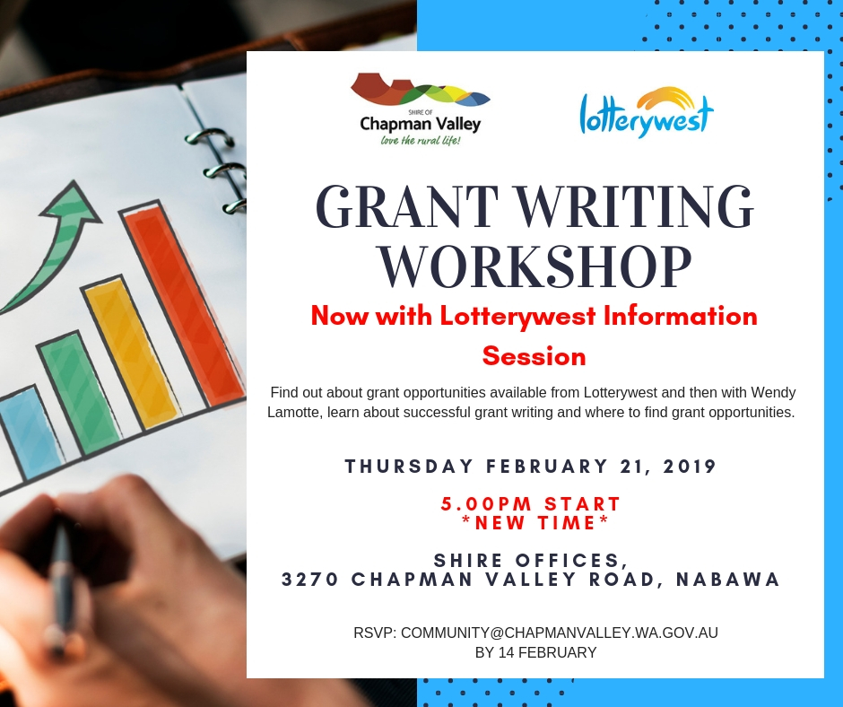 Grant Workshop