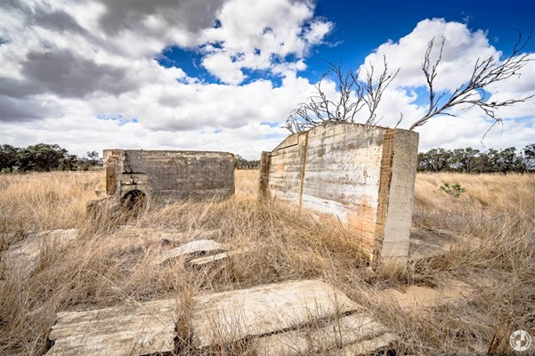 Locations - Naraling Former Post Office Ruins