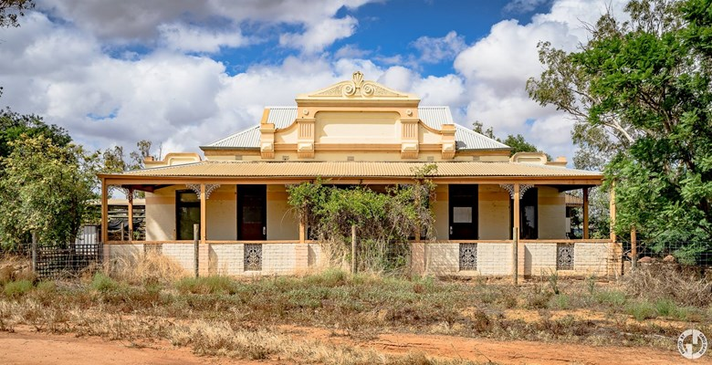Architecture - Nabawa The Mining Arms Hotel