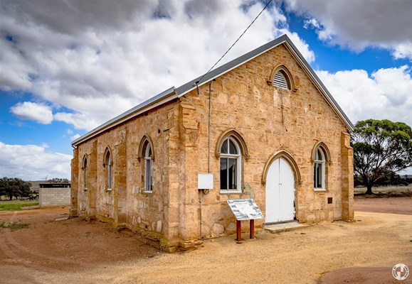 Architecture - Naraling Church Hall