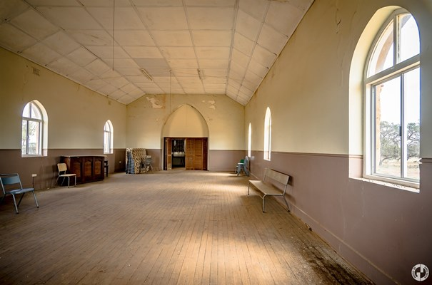 Architecture - Naraling Church Hall1