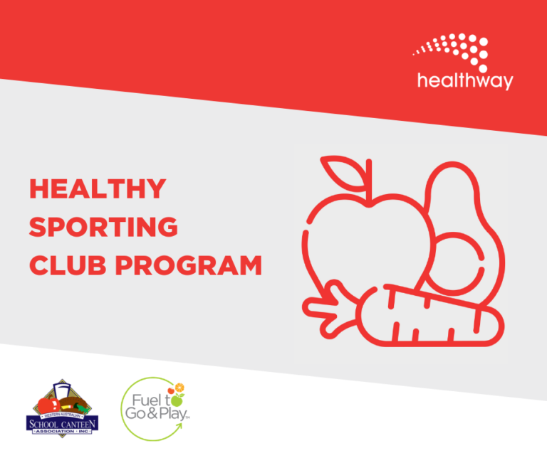 Healthway Grant opportunity - Sports Clubs